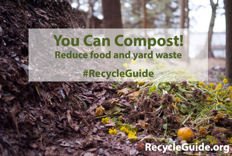 Food Compost - The Recycle Guide - Recycle Food, Composting