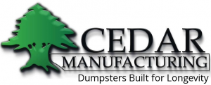 Cedar Manufacturing | Recycle Guide Sponsor