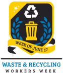 Waste & Recycling Workers Week - Recycle Guide Supporter